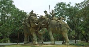 Для чего боевых слонов приучали к громкой музыке?