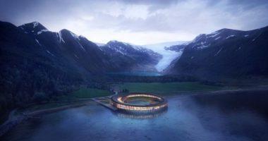 Svart: первый «энергоположительный» отель за полярным кругом