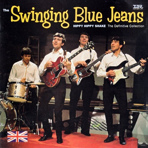 Мерси-бит 1960-х. Какова история хитов The FOURMOST, SWINGING BLUE JEANS и The SPENCER DAVIS GROUP?