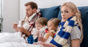 Как быстро остановить простуду? Рецепты народной медицины
