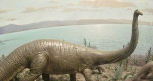 На юге Африки найден гигантский динозавр