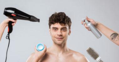 Нужна ли мужчине косметика?