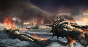Политика погубила Нью-Йорк в симуляции армагеддона