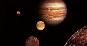 12 новых спутников Юпитера