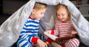 Зачем картинки в детских книжках?