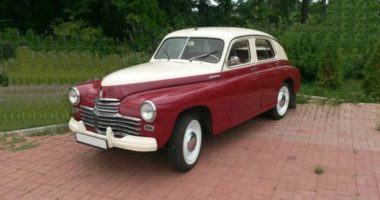 Как строилась «Победа»? Легенда советского автопрома