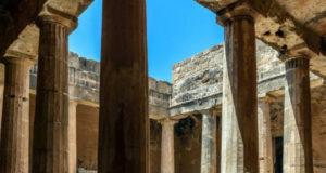 Город мертвых: высокие технологии глубокой древности