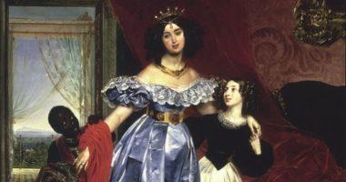 Кем были женщины, запечатленные на известных полотнах великих художников? Часть 2