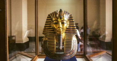 Кто была жена Тутанхамона?