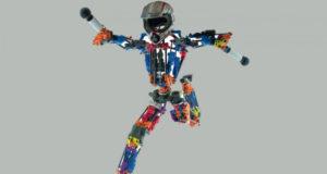 «Надя Робот»: почти будущий олимпийский чемпион