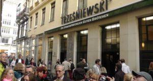 Венская закусочная с польской фамилией. Что в ней можно отведать?