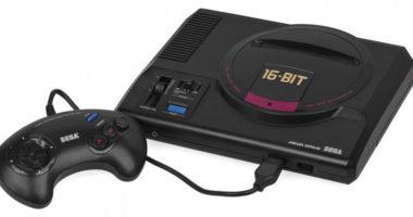 Как эволюционировали консоли Sega: видео