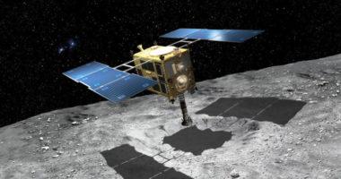 Как «Хаябуса-2» расстрелял астероид в упор: уникальные кадры