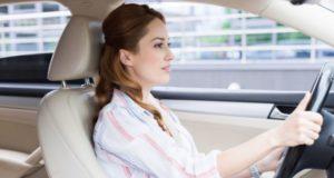 Какие сказки существуют о женщине за рулем?