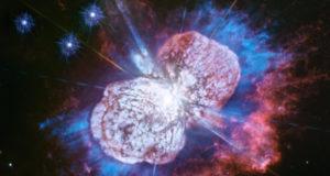 «Хаббл» получил новое удивительное изображение Эты Киля