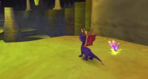 Как эволюционировали игры о Спайро: видео