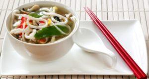 Как приготовить классический азиатский суп «Удон»?