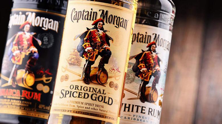 Captain Morgan — самый популярный ром в мире