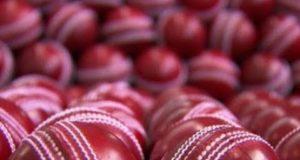 Как делают мячи для крикета?