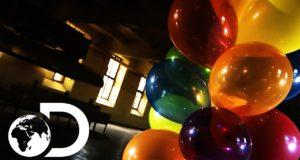 Как делают воздушные шарики?