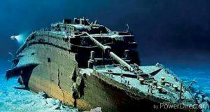 Как выглядит «Титаник» сейчас