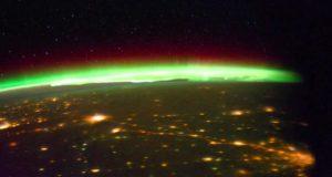 Как выглядит Земля с орбиты МКС