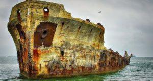 Можно ли построить судно из бетона? Еще как!