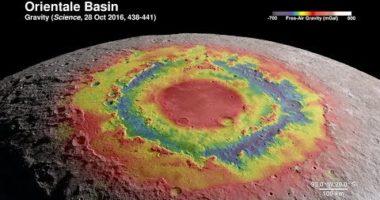 NASA опубликовало видеотур по Луне