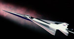 NASA показало кокпит сверхзвукового авиалайнера