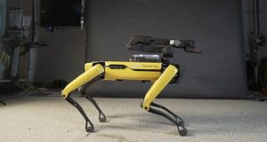 Робот Boston Dynamics научился танцевать: уморительное видео