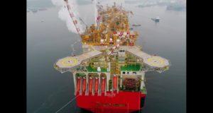 Самое большое судно на Земле
