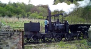 Самый старый паровоз